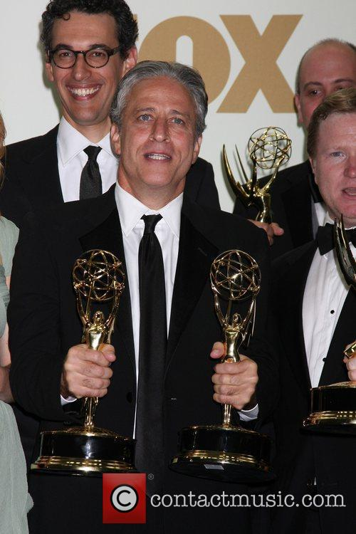 Jon Stewart and Emmy Awards 3