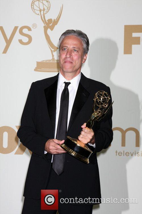 Jon Stewart and Emmy Awards 4