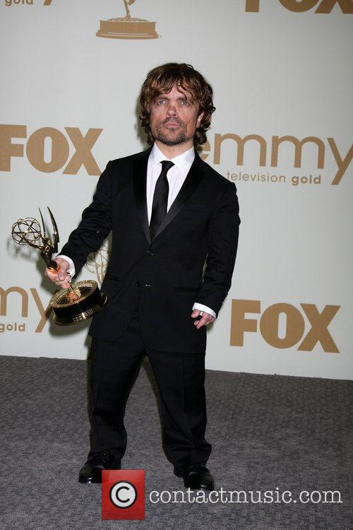 Peter Dinklage and Emmy Awards 2