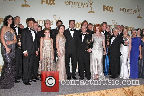 Cast of 'Mad Men' The 63rd Primetime Emmy...