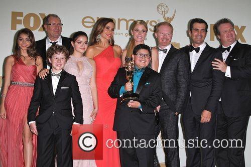 Cast of 'Modern Family' The 63rd Primetime Emmy...
