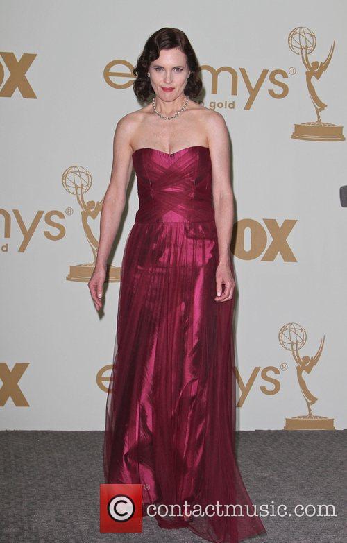 Elizabeth Mcgovern and Emmy Awards 1