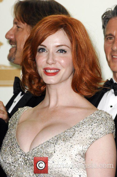 Christina Hendricks and Emmy Awards 6