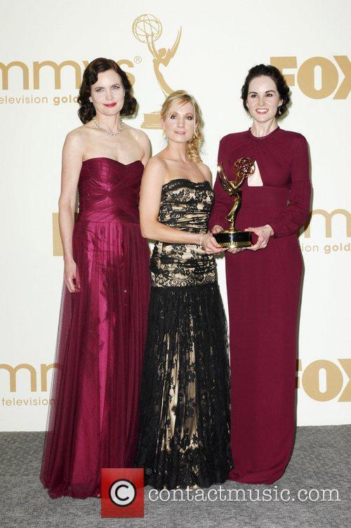 Elizabeth Mcgovern, Joanne Froggatt and Emmy Awards 4
