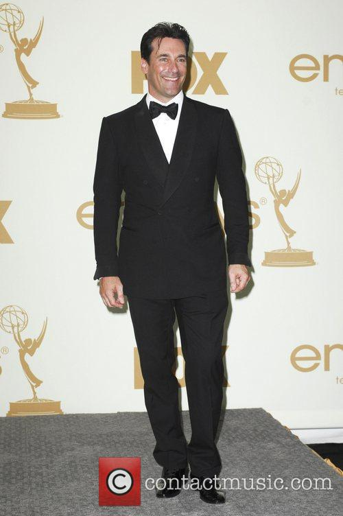 Jon Hamm and Emmy Awards 1