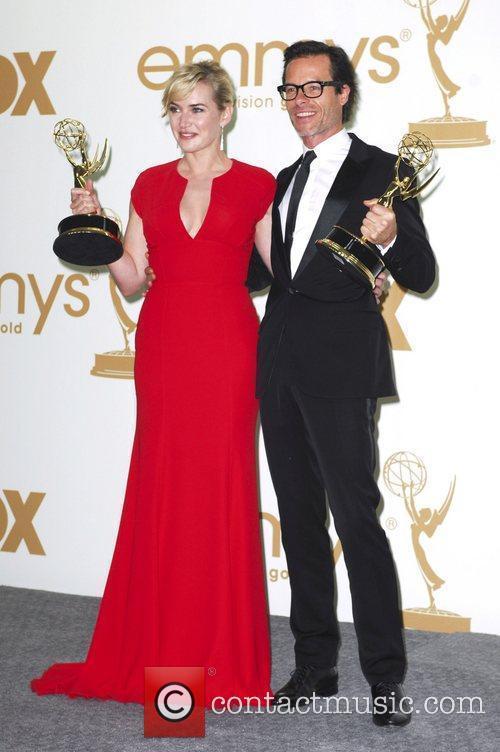 Kate Winslet, Guy Pearce  The 63rd Primetime...