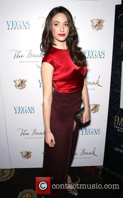 Emmy Rossum and Las Vegas 11