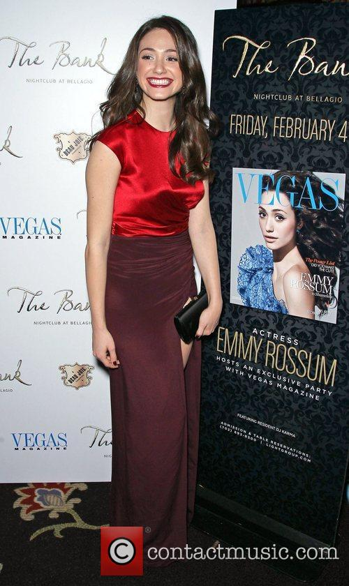 Emmy Rossum and Las Vegas 3
