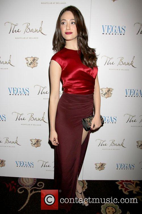Emmy Rossum and Las Vegas 11