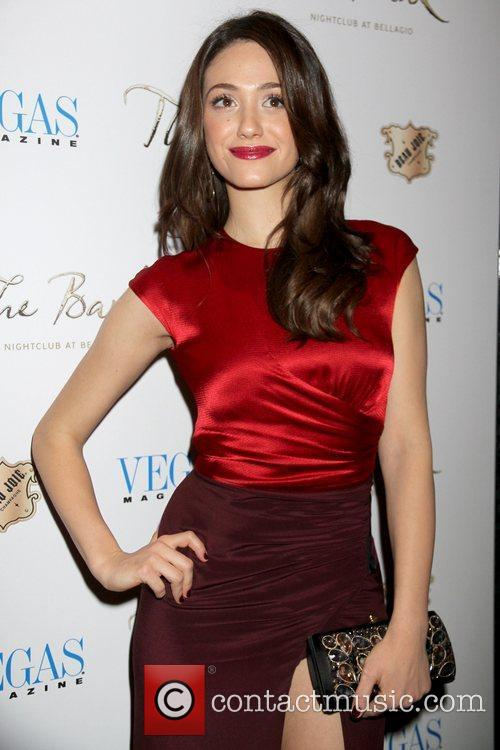 Emmy Rossum and Las Vegas 2