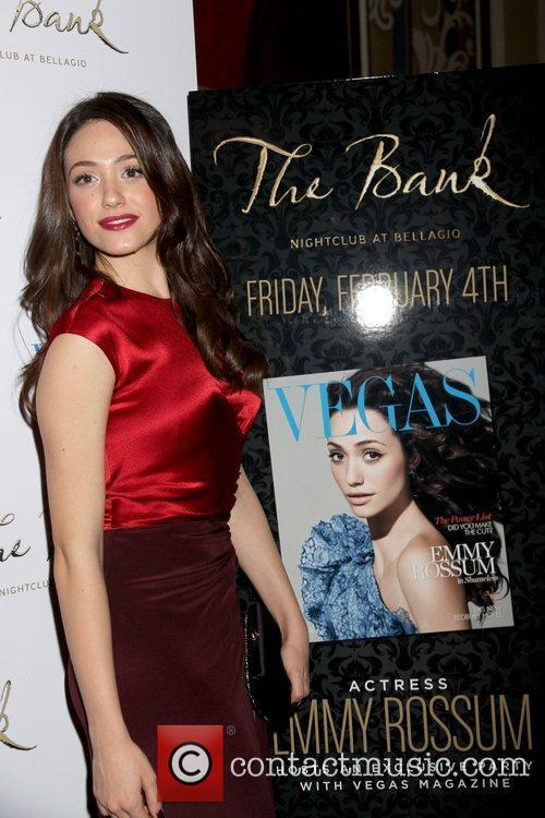 Emmy Rossum and Las Vegas 4