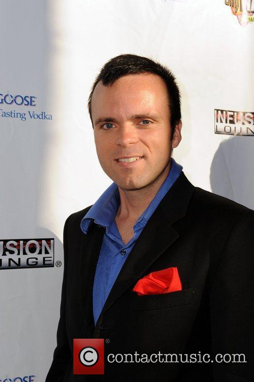 Brandon Slagle 100 Starz Emmy Viewing Party &...