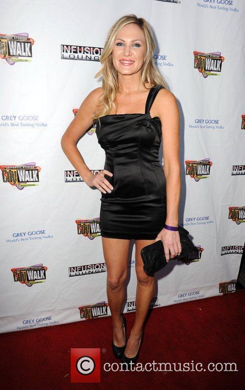 Jennifer Woods 100 Starz Emmy Viewing Party &...