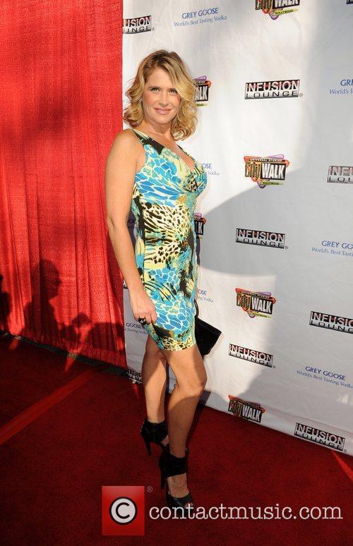 Kristy Swanson 100 Starz Emmy Viewing Party &...