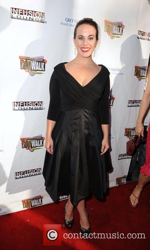Serena Lorien 100 Starz Emmy Viewing Party &...
