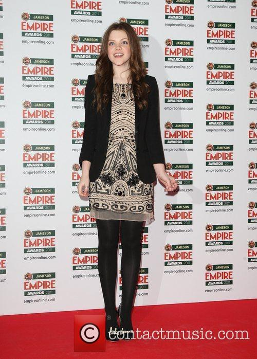 Georgie Henley The Empire Film Awards 2011 -...