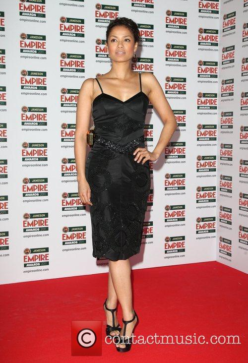 Gugu Mbatha-Raw The Empire Film Awards 2011 -...