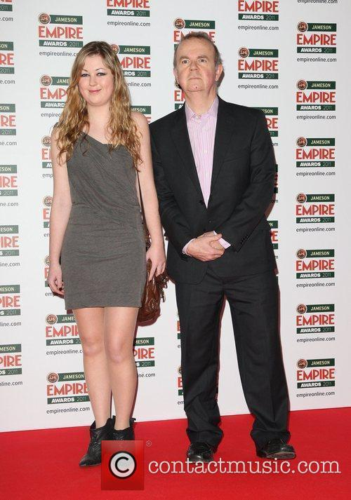 Guest and Ian Hislop The Empire Film Awards...