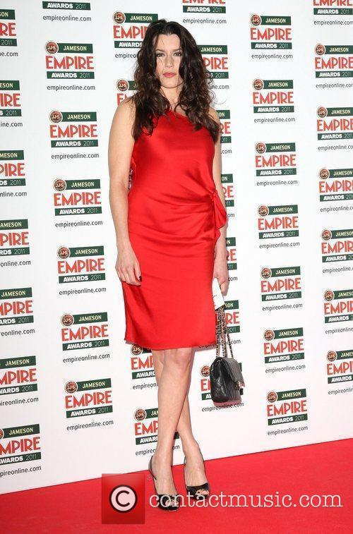 Kate Magowan The Empire Film Awards 2011 -...