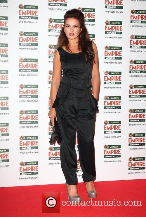 Kierston Wareing The Empire Film Awards 2011 -...