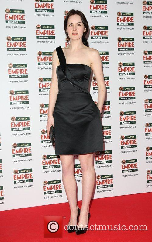 Michelle Dockery The Empire Film Awards 2011 -...