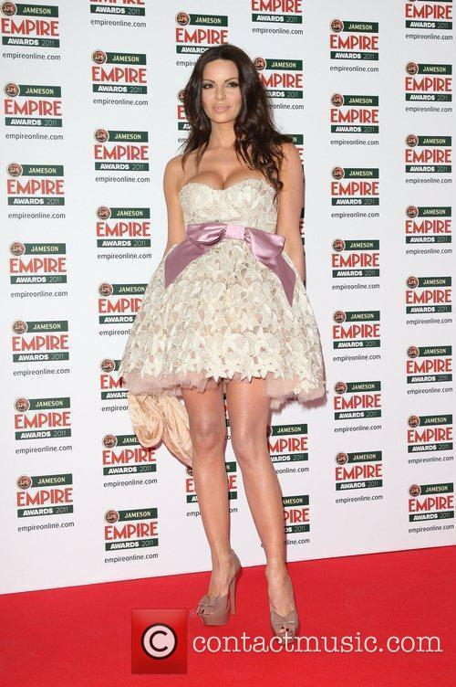 Nikolina Bisset The Empire Film Awards 2011 -...