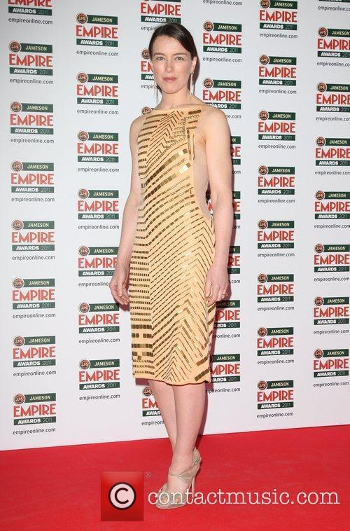 Olivia Williams The Empire Film Awards 2011 -...
