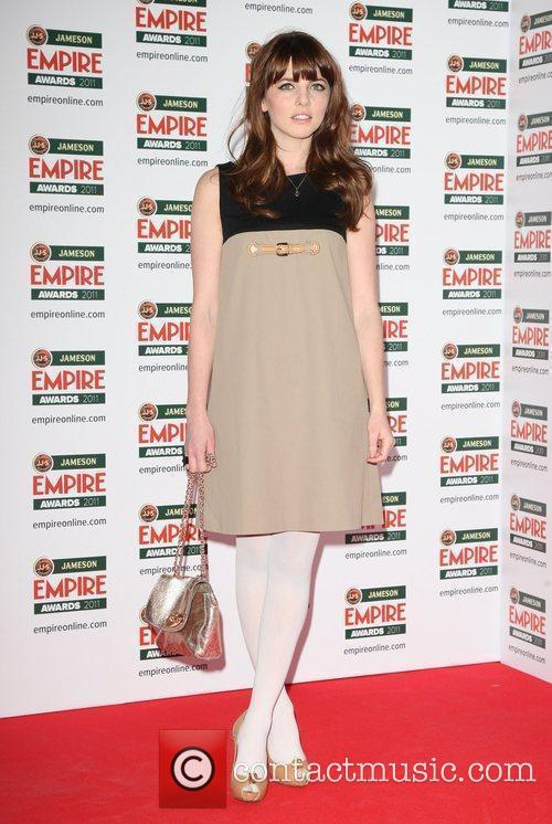 Ophelia Lovibond The Empire Film Awards 2011 -...