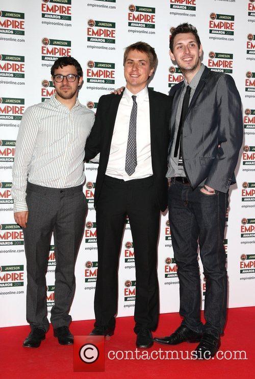 Simon Bird, Empire Film Awards