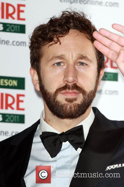 Chris O'Dowd The Empire Film Awards 2011 -...
