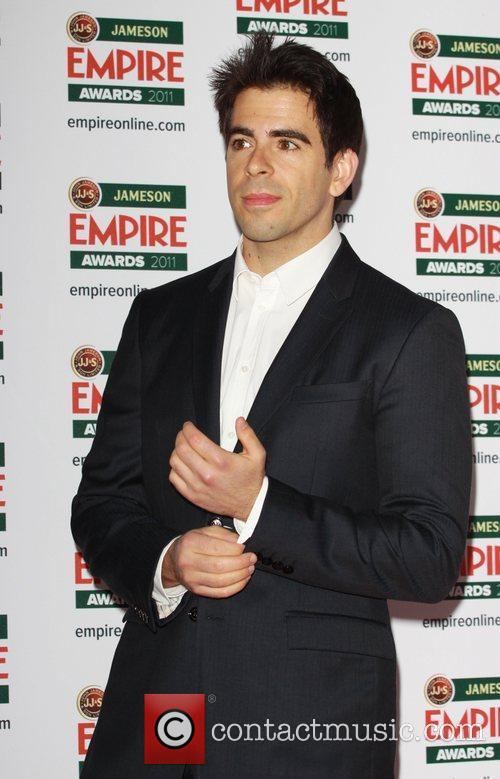Eli Roth The Empire Film Awards 2011 -...