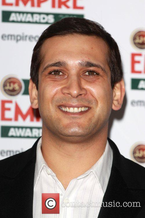 Jimi Mistry The Empire Film Awards 2011 -...