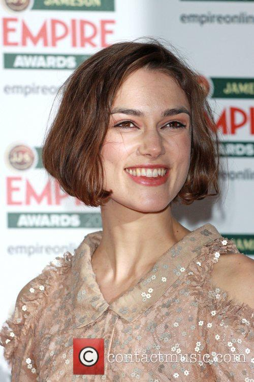 Keira Knightley The Empire Film Awards 2011 -...