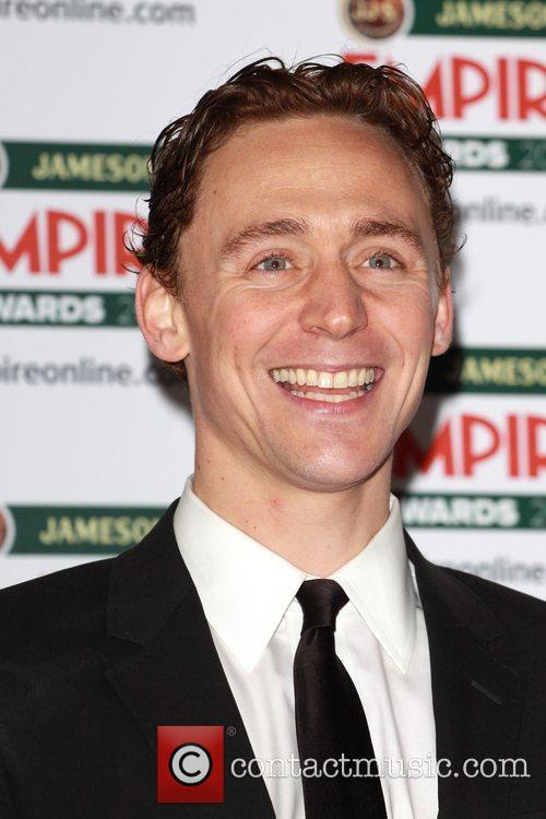 Tom Hiddlestone, Grosvenor House