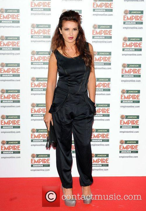 Kierston Wareing The Jameson Empire Awards held at...