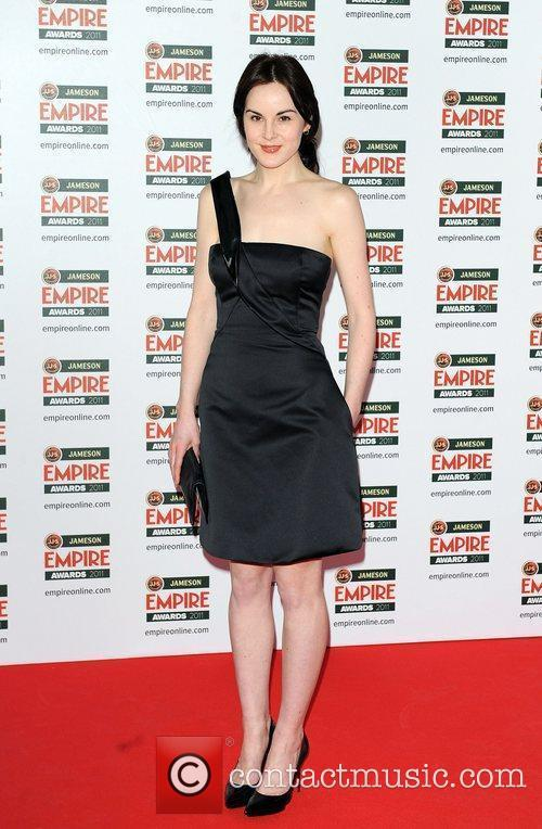 Michelle Dockery The Jameson Empire Awards held at...