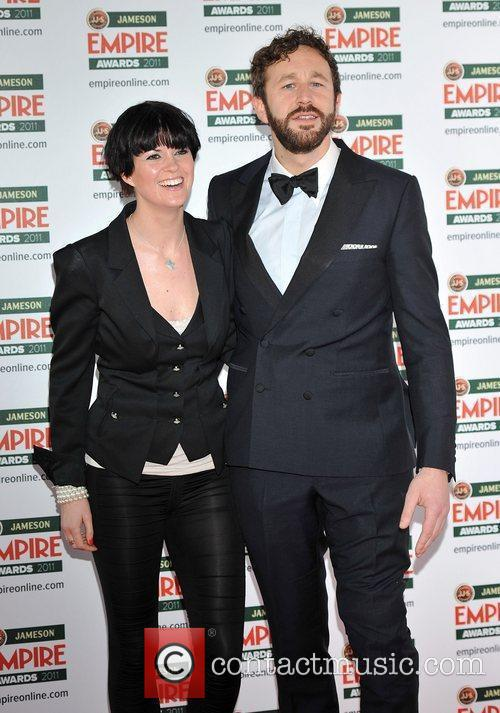 Chris O'Dowd and guest The Jameson Empire Awards...