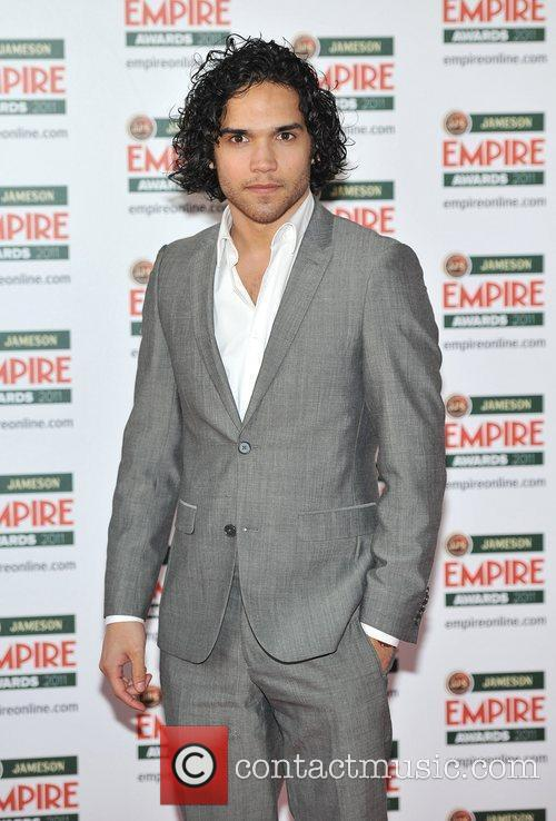 Reece Ritchie The Jameson Empire Awards held at...