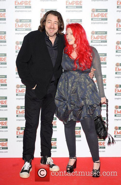 Jonathan Ross and Jane Goldman 5