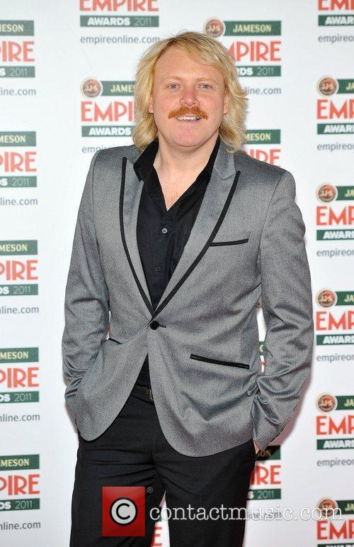 Leigh Francis The Jameson Empire Awards held at...