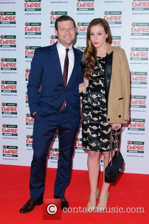 Dermot O'leary The 2011 Jameson Empire film Awards...