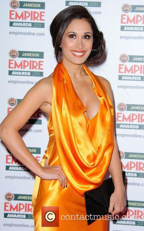 Preeya Khalidas The 2011 Jameson Empire film Awards...