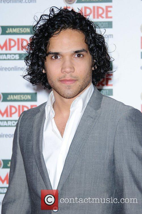 Reece Ritchie The 2011 Jameson Empire film Awards...
