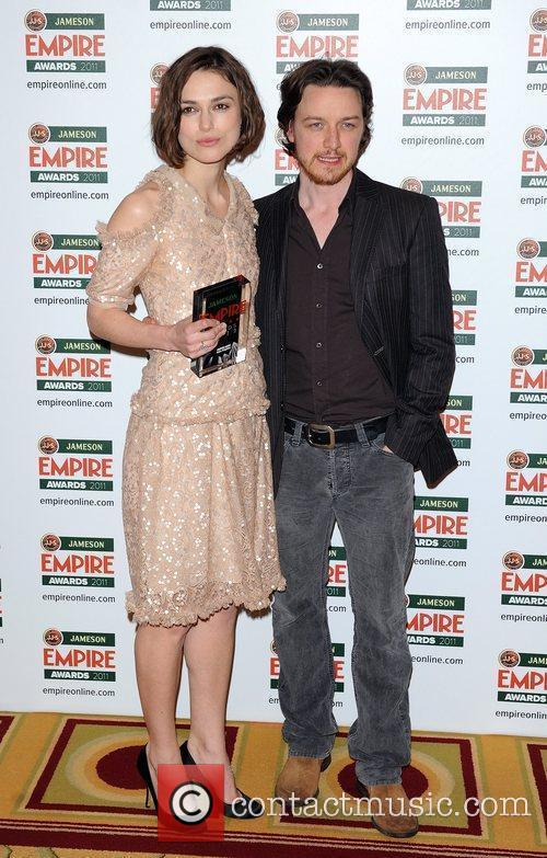 The Jameson Empire Awards held at the Grosvenor...