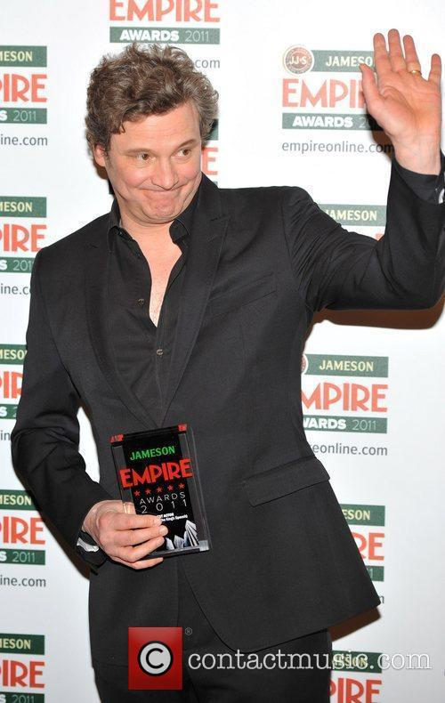 Colin Firth The Jameson Empire Awards held at...