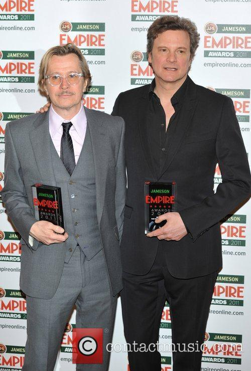 Gary Oldman and Colin Firth The Jameson Empire...