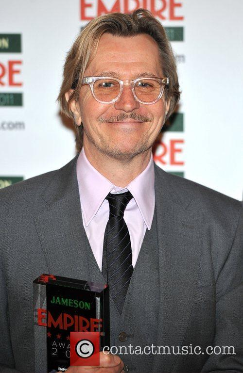 Gary Oldman The Jameson Empire Awards held at...