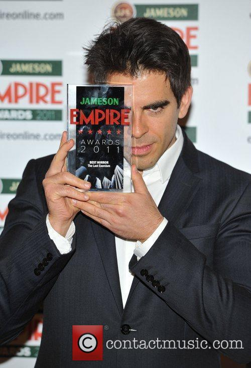 Eli Roth The Jameson Empire Awards held at...