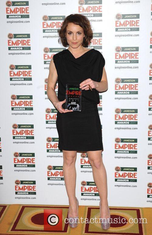 Noomi Rapace The Jameson Empire Awards held at...