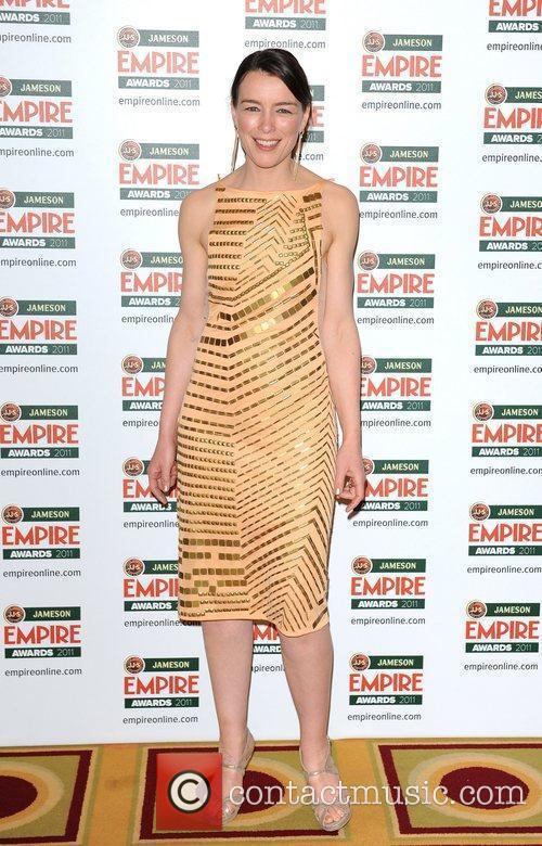 Olivia Williams The Jameson Empire Awards held at...